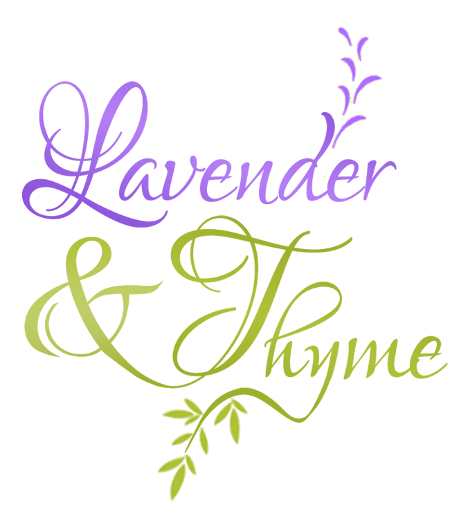 lavender and thyme logo